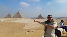 Egypt in a day? Sure, why not. (Pics)